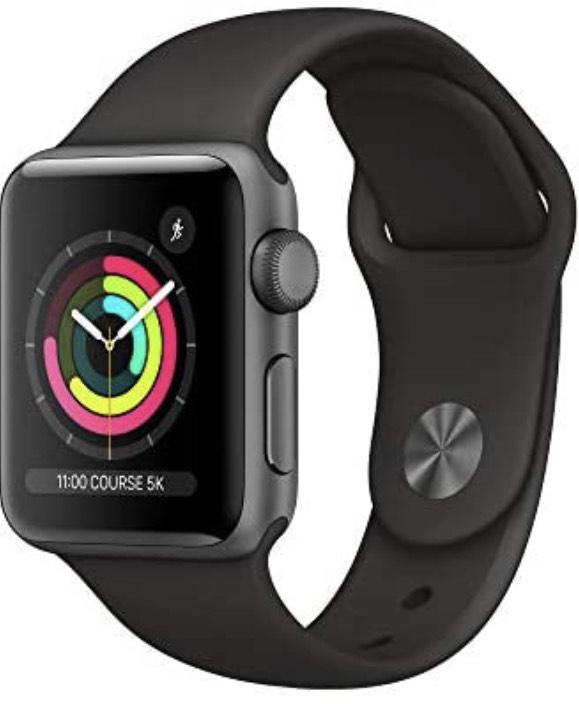 Montre connectée Apple Watch Series 3 (GPS) - 38 mm