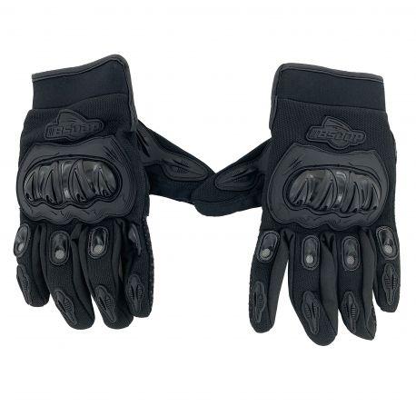 Jusqu'à 50% de réduction sur une sélection d'équipements de cross - Ex : Gants de protection - Noir, jaune ou vert (minimx.fr)