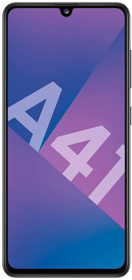 "Smartphone 6.1"" Samsung Galaxy A41 - 64Go, Noir"
