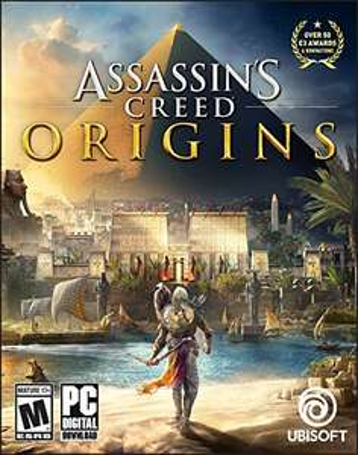 Assassin's Creed Origins sur PC [Dématérialisé - Uplay]