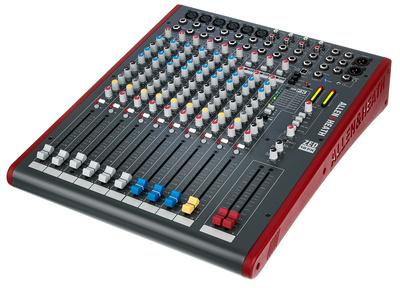 Sélection de tables de mixage analogiques en promotion ou en déstockage - Ex. Allen & Heath ZED-12FX (Reconditionné B-Stock)