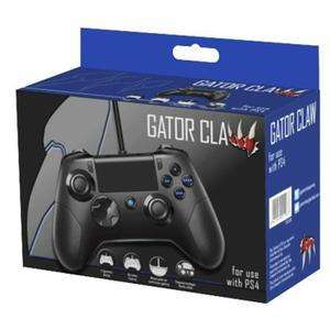 Manette Filaire Compatible PS4 - Gator Claw