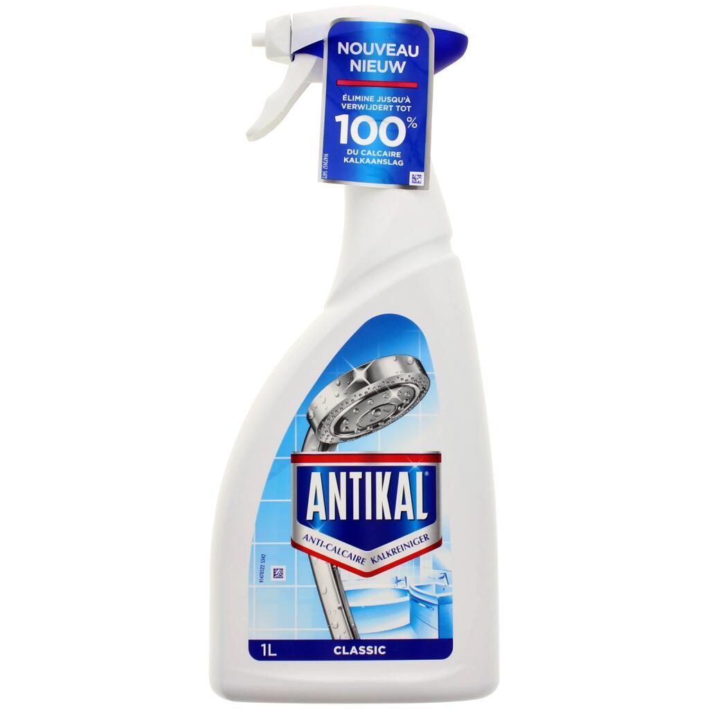 "Spray Nettoyant Anti-Calcaire ""Antikal""- Différentes Variétés (via BDR)"
