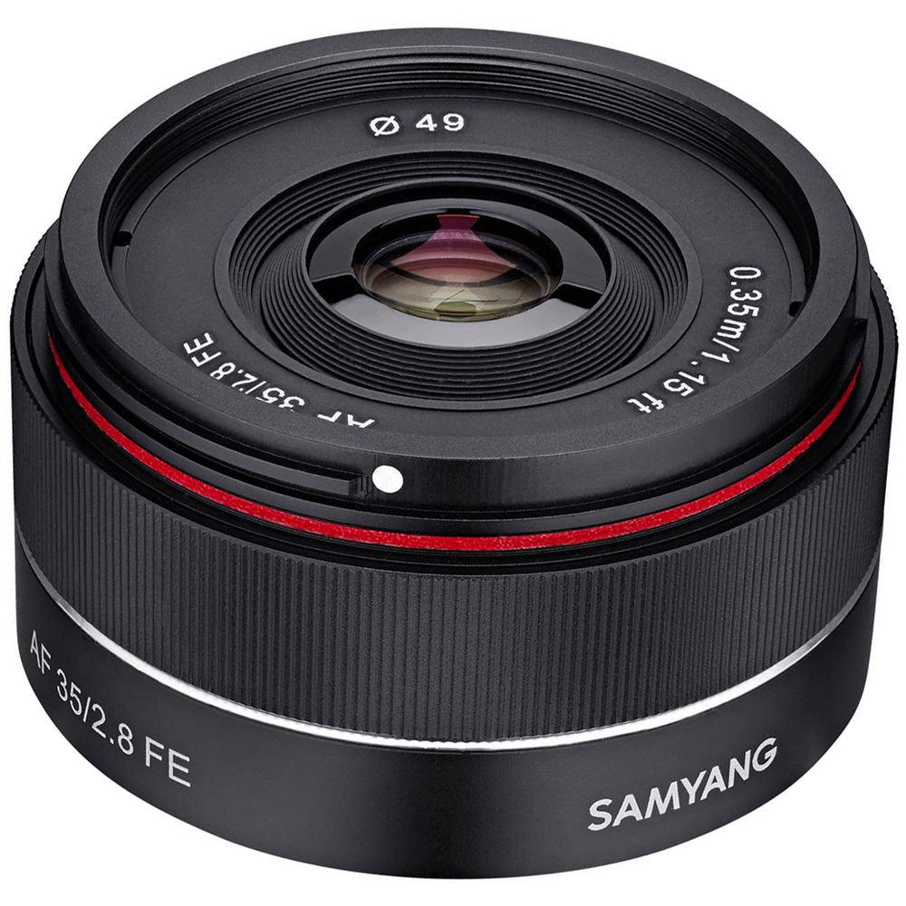 Objectif photo Samyang 35mm f/2.8 AF - Monture Sony FE