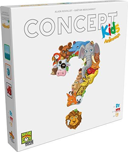 Jeu éducatif Asmodée Concept Kids Animaux (Via coupon)