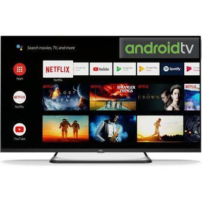"TV 55"" TCL 55EP680 - 4K UHD, HDR, Android TV, 3xHDMI, 2xUSB"