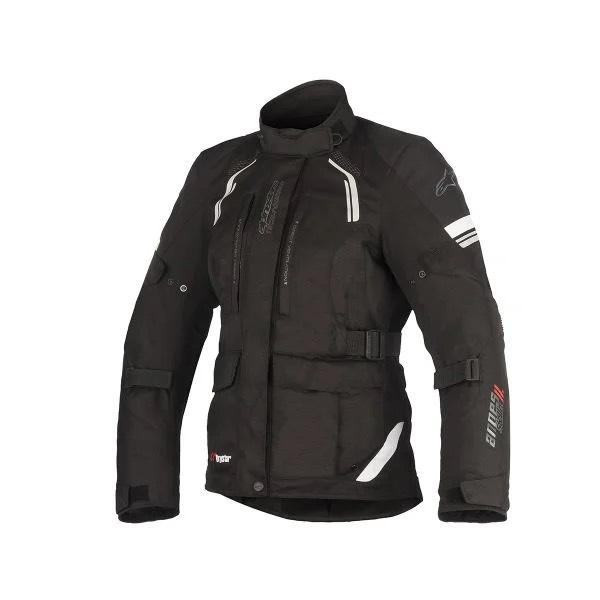 Blouson Moto Alpinestars Stella Andes V2 Drystar Jacket - Noir (Rad.eu)
