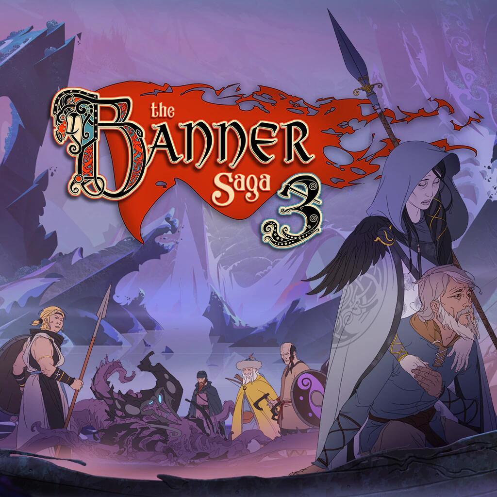 Licence The Banner Saga en promotion - Ex: The Banner Saga 3 sur PC (Dématérialisé - Steam)