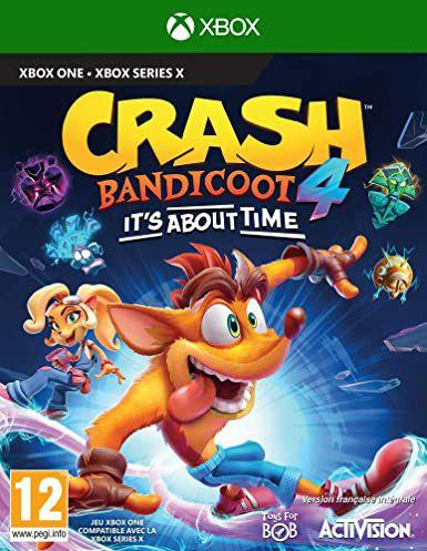 Crash Bandicoot 4 : It's About Time sur Xbox One & Xbox Series