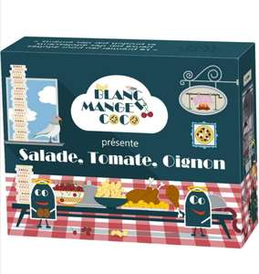 Blanc-Manger Coco - Extension n°6 - Salade Tomate Oignon - 200 Cartes