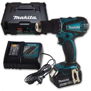 Visseuse Makita  DDF 456 SP1J 18 v 4.0 ah