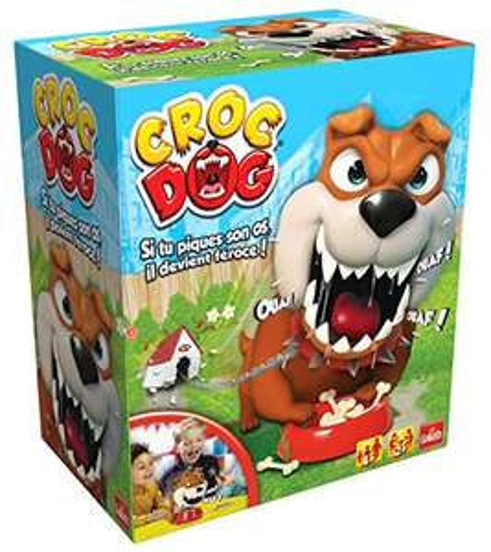 Jeu de société Goliath - Croc Dog