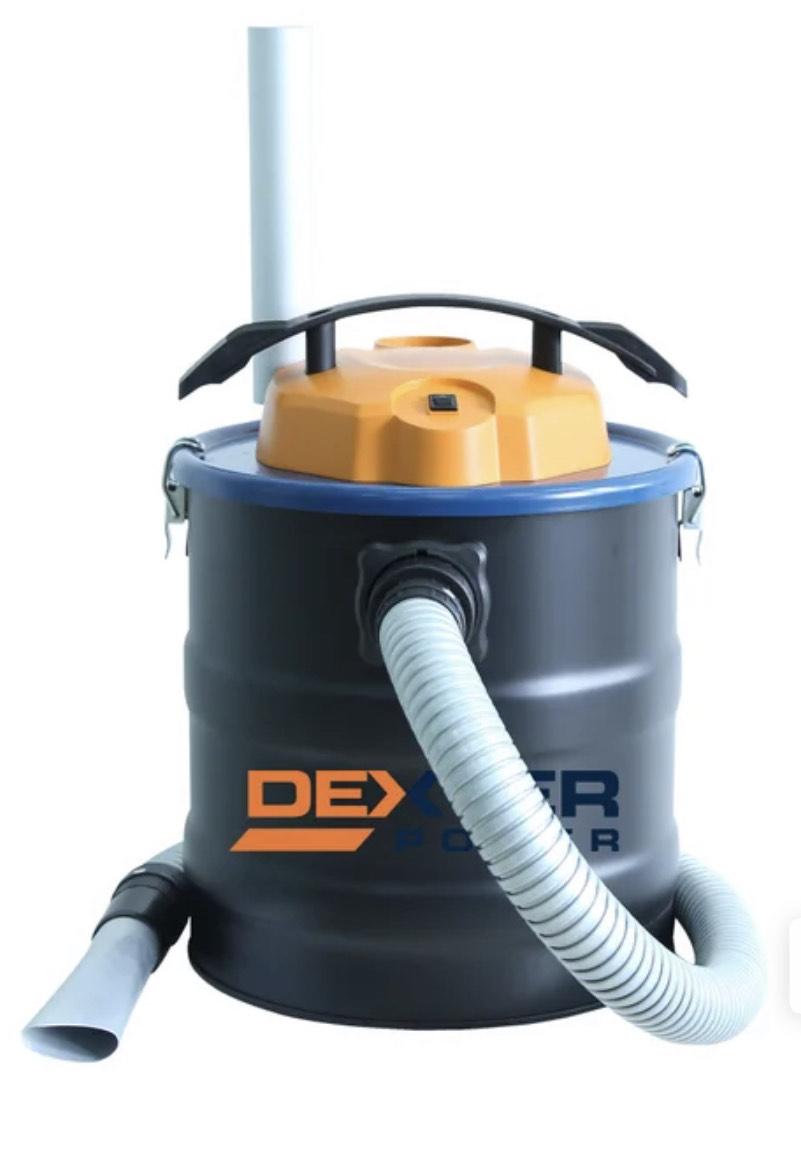 Aspirateur à cendres Dexter Power - 20L
