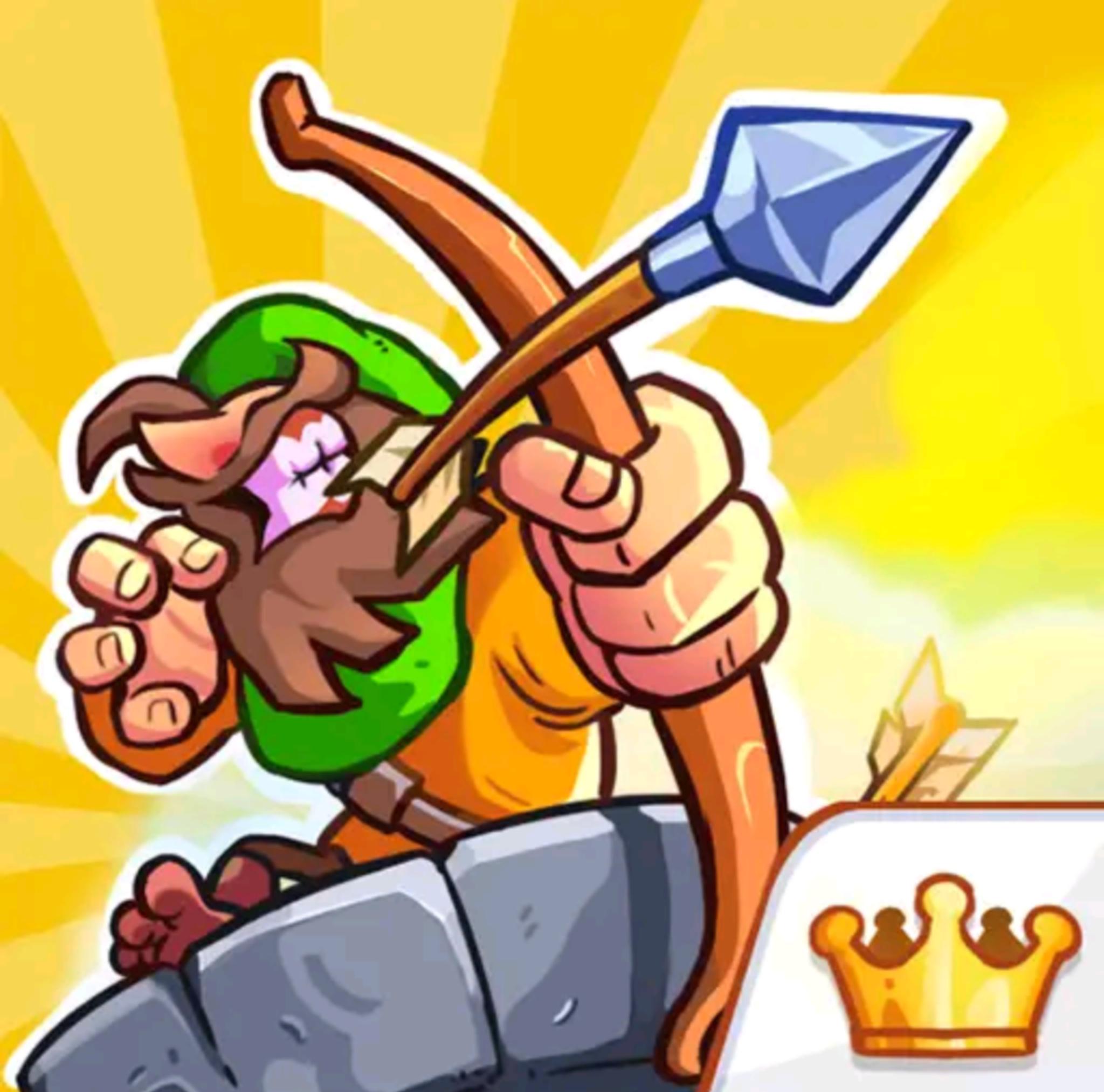 Selection de jeux Android gratuits sur Android - Ex: King of Defense Premium