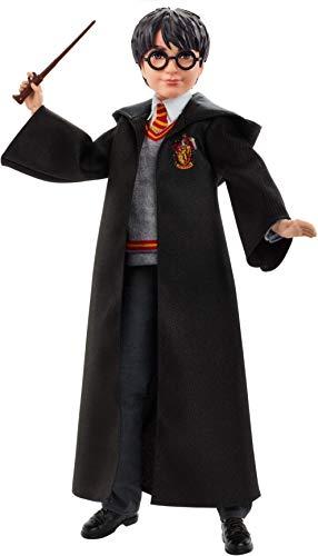 Poupée Harry Potter en uniforme Gryffondor