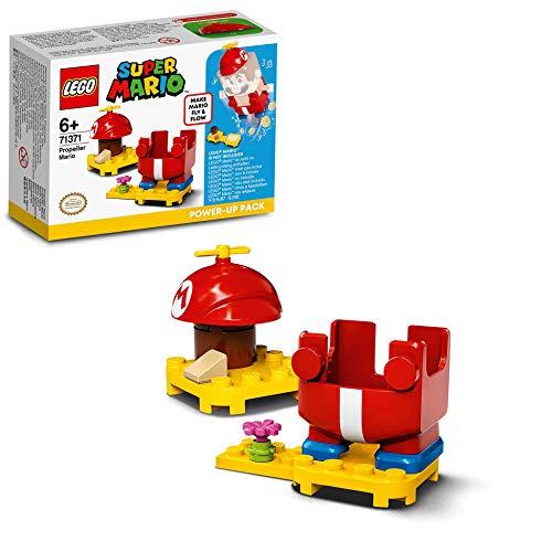 Lego Super Mario (71371) - Costume de Mario hélice
