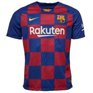 Maillot foot Nike FC Barcelone 2019/20 - Taille S et M