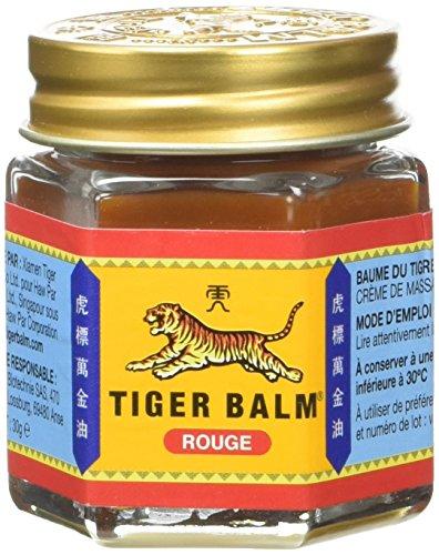 Tiger Balm Baume Rouge Pot de 30 g (Vendeur tiers)