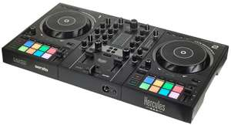 Contrôleur DJ Hercules DJControl Inpulse 500 + Licence Logiciel Serato DJ Pro