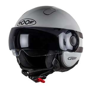 Casque jet moto Roof Copper - Taille 54