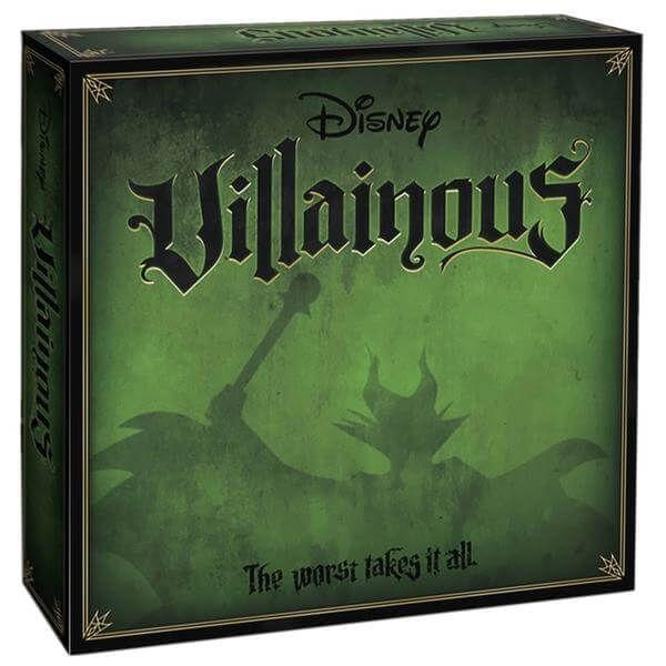 Jeu de société Disney Villainous