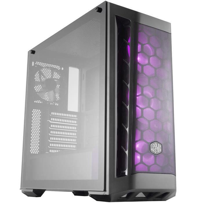 PC Gamer Sedatech - Ryzen 7 2700X, RTX 3060Ti, 16Go de RAM + 2To HDD, sans OS (Vendeur Tiers)