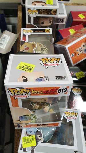 Sélection de figurines Funko POP - Ex : DBZ Nappa, Scar Lion King