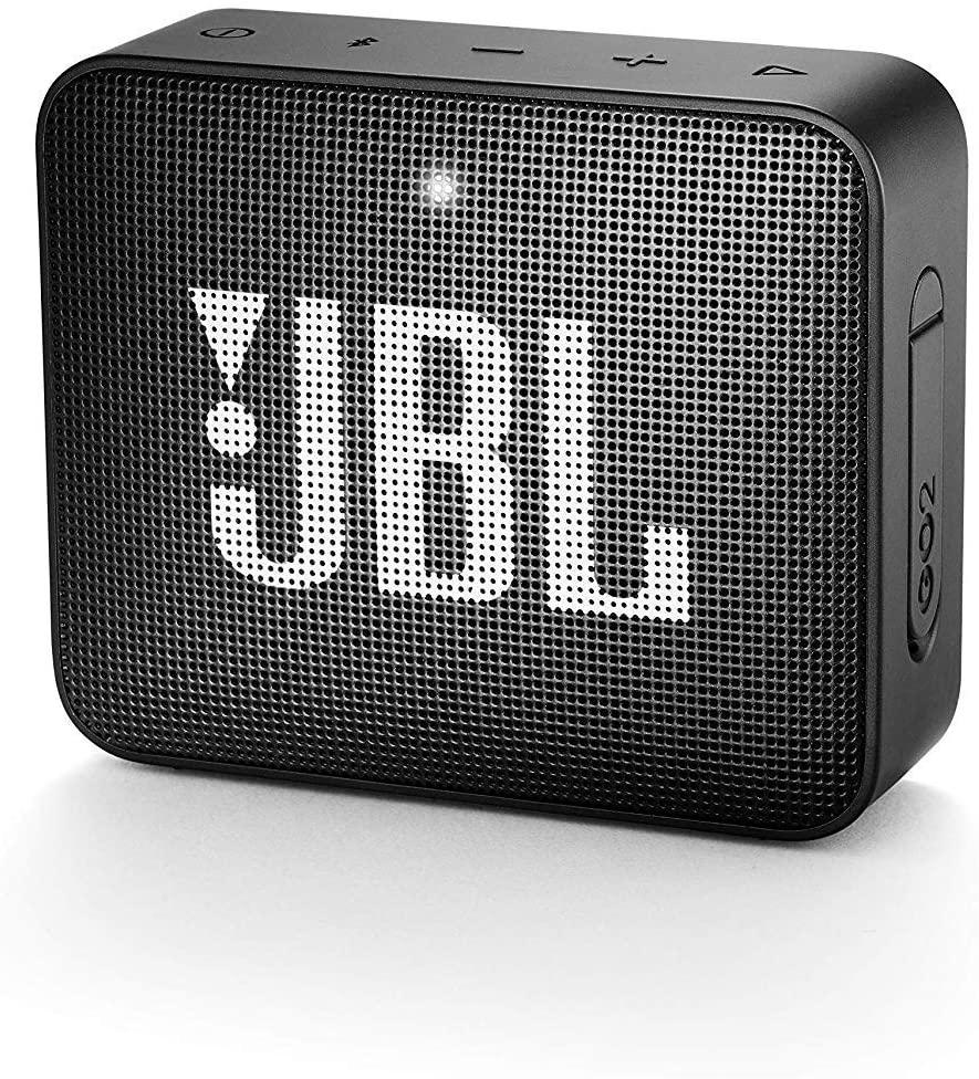 Enceinte portable JBL Go 2 - Bluetooth, Noir