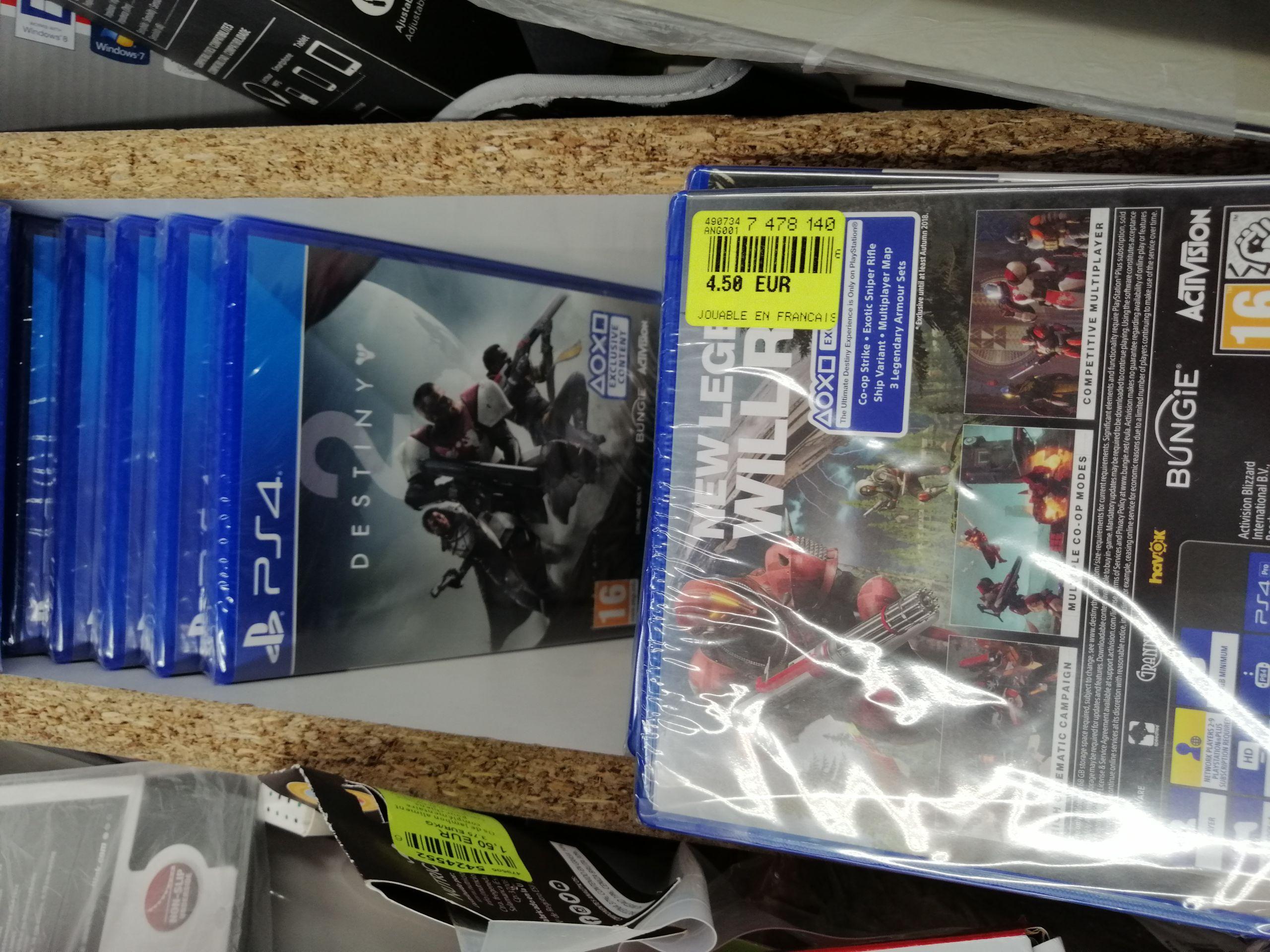 Jeu Destiny 2 sur PS4 - NOZ Langon (33)