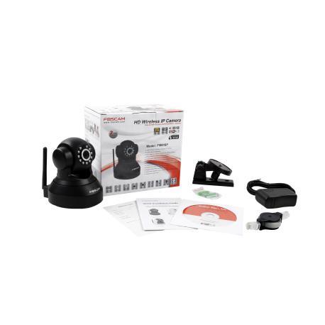 Caméra IP 720p Foscam FI9816P Intérieure Motorisée Infrarouge Wifi HD