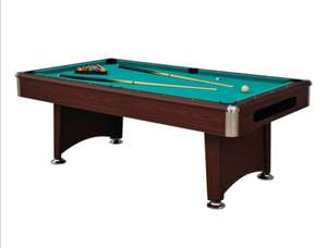 Table de billard 16B+ 2Q Billard - 122x221x81cm