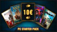 PC Starter Pack (Dématérialisé) : Anno 1404 + Assassin's Creed II + Far Cry 3 Blood Dragon + Trackmania ² Stadium