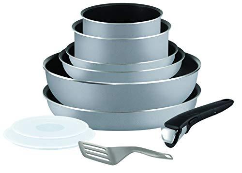 Batterie de cuisine Tefal Ingenio Essential Scottish - 10 pièces