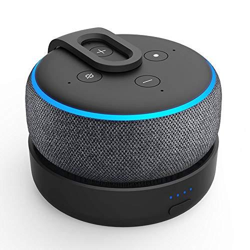 Batterie Portable GGMM pour Enceinte Echo Dot 3ème Génération (Vendeur Tiers)