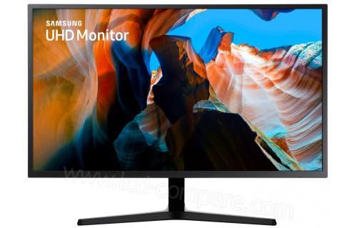 "[Étudiants] Écran PC 31,5"" Samsung U32J590UQU - UHD, 4ms, VA, 60 Hz, FreeSync (Via ODR de 40€)"