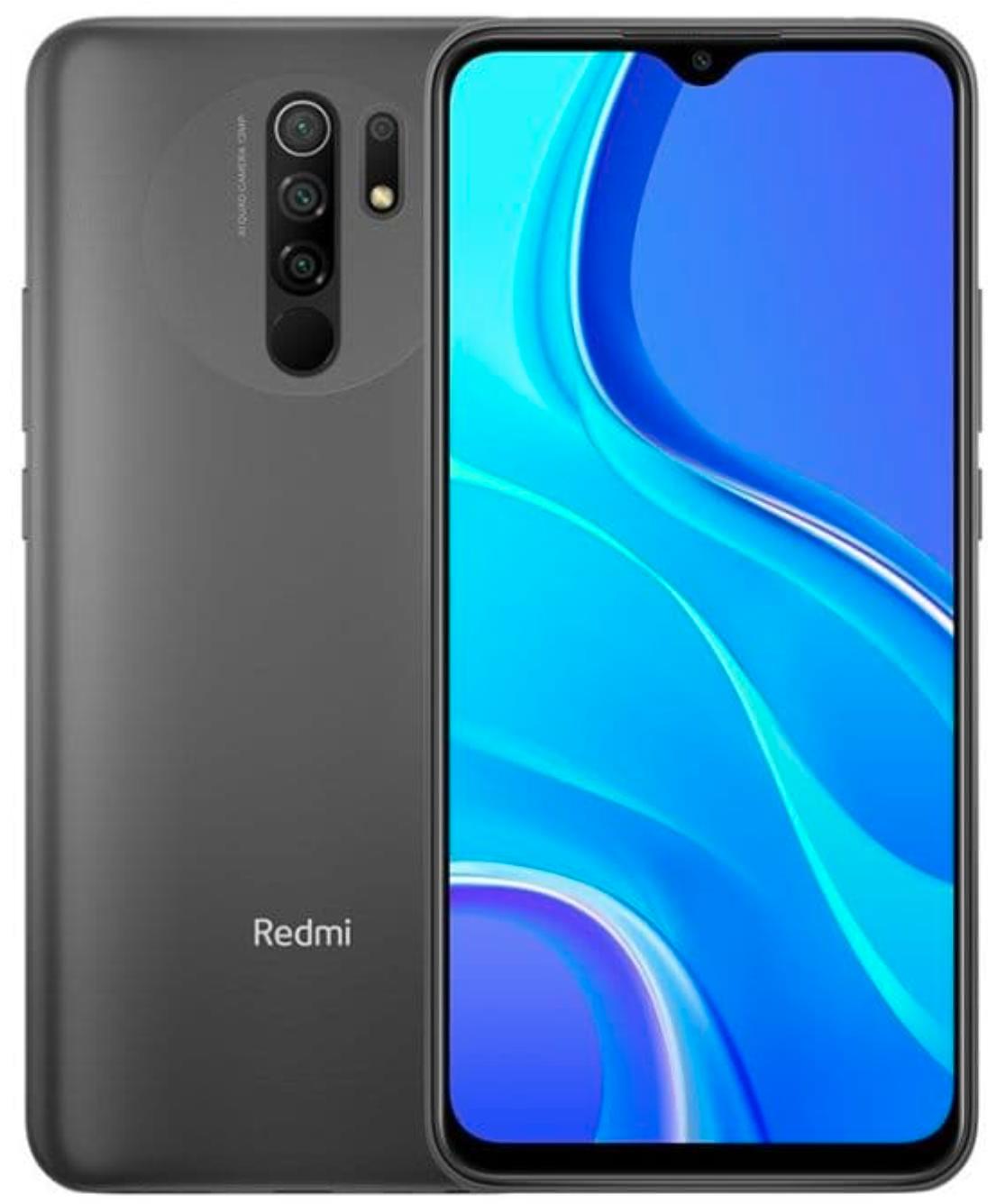 "Smartphone 6.53"" Xiaomi redmi 9 - 64 Go"