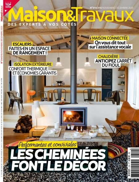 Abonnement au magazine Maison & Travaux - 9 numéros (1 an - sans engagement)