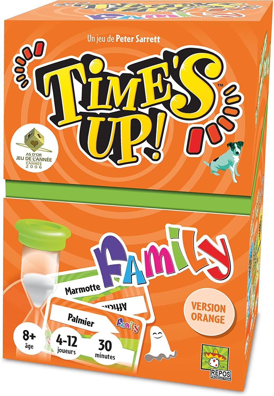 Jeu de société Asmodee - Time's Up Family 2