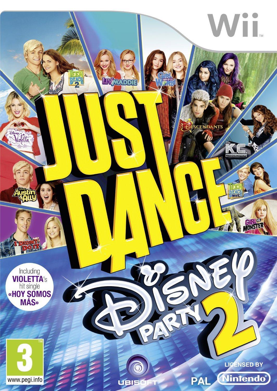 Just Dance Disney Party 2 sur Wii