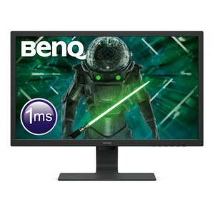 "Ecran PC 24"" BenQ GL2480E - Dalle TN, 75 Hz, 1 ms"