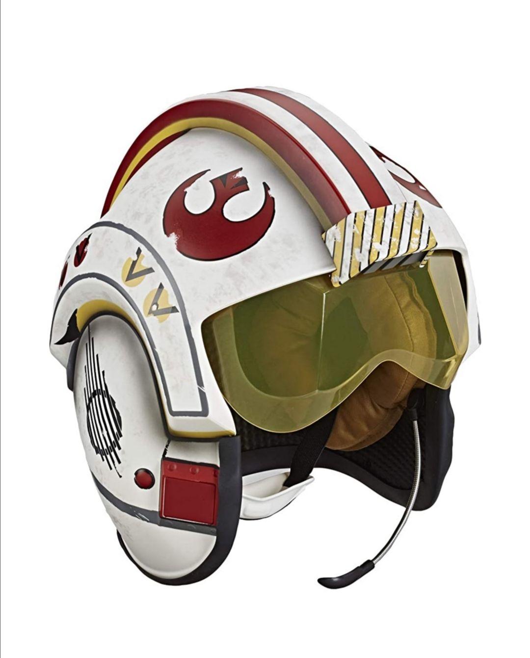 Casque Star Wars Edition Collector Black Series - Luke Skywalker