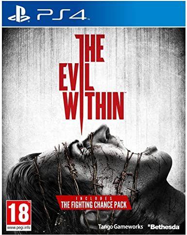 Jeu The Evil Within sur PS4 (Dématérialisé)