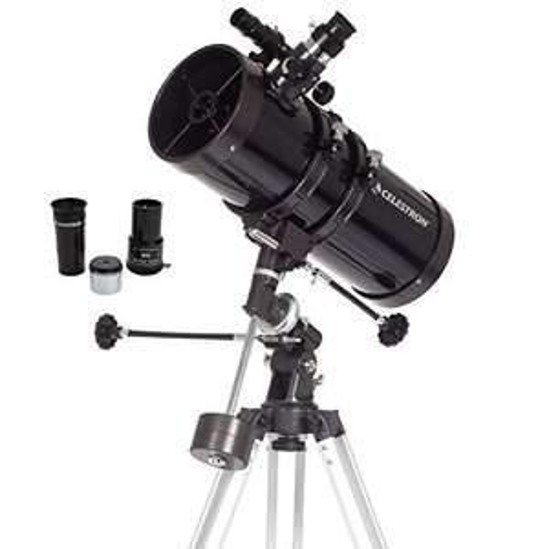 Télescope réflecteur Celestron 21049 Powerseeker 127EQ