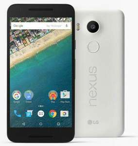 Smartphone LG Nexus 5X - 32 Go blanc