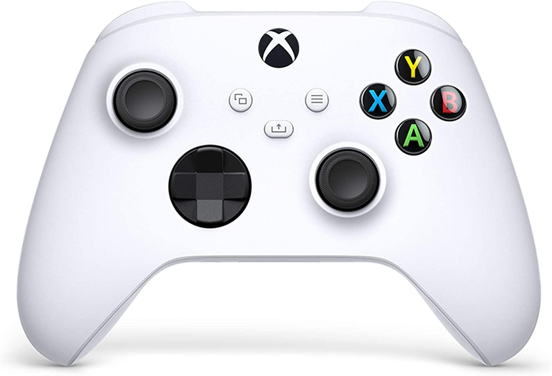 Manette sans fil Microsoft Xbox - Robot White