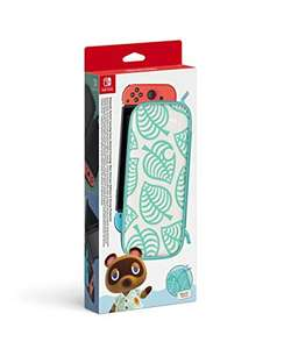 Pochette de transport pour Switch Animal Crossing