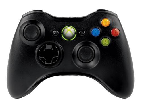 Manette Xbox 360 officielle  sans fil