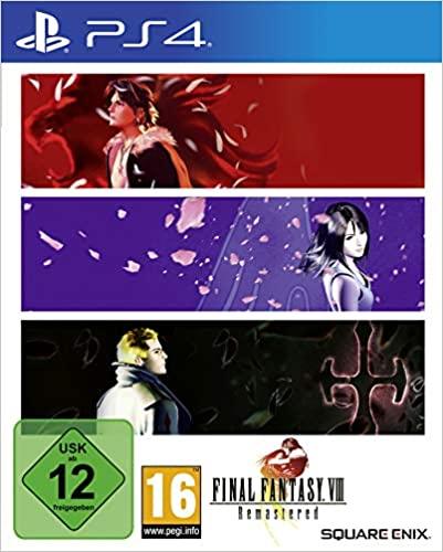 Final Fantasy VIII Remastered sur PS4 (Allemand)
