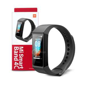 Bracelet connecté Xiaomi Mi Smart Band 4C - Noir