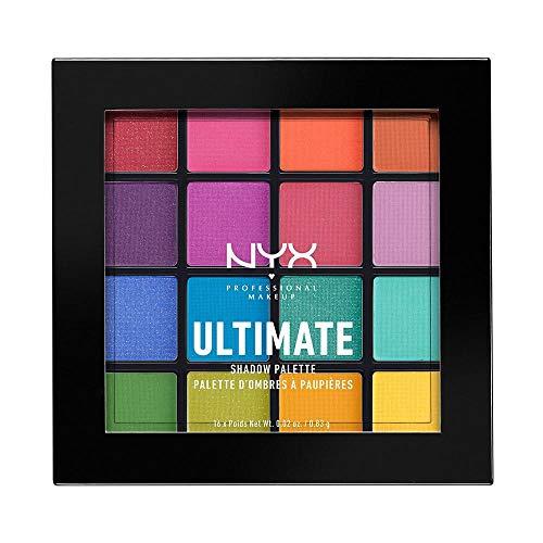 Palettes de Fards à Paupières NYX Professional Makeup